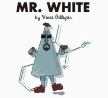 Mr. White by ToruandMidori
