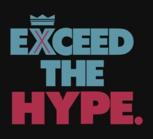 "VICTRS ""Exceed The Hype"" Kids Tee"
