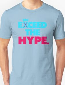 """VICTRS """"Exceed The Hype"""" T-Shirt"""