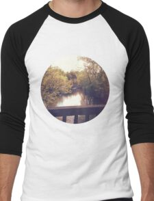 River Men's Baseball ¾ T-Shirt