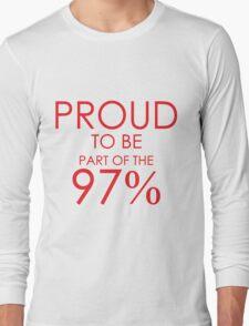 97% er Long Sleeve T-Shirt