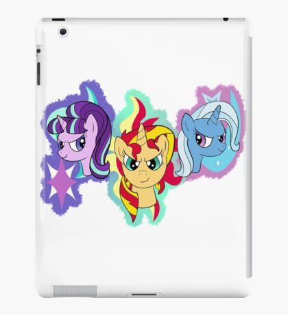 Unicorn Trio iPad Case/Skin