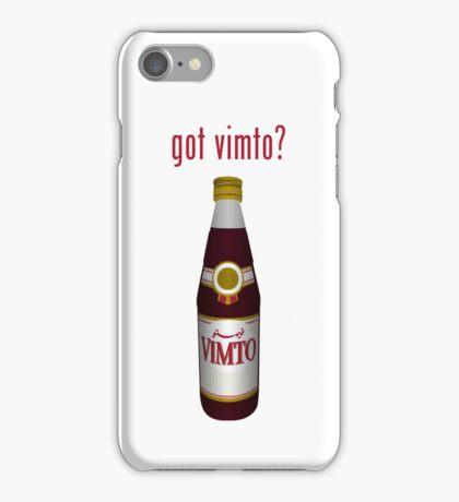 Got Vimto? iPhone Case/Skin