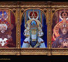 The Three Parcae by Stuart Littlejohn