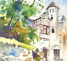 France - Saint Bertrand de Comminges 03 by Goodaboom