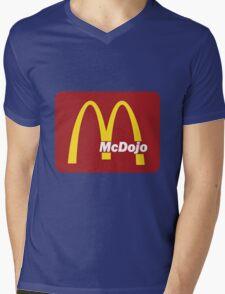 McDojo Mens V-Neck T-Shirt