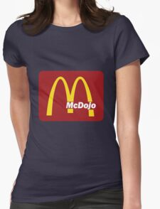McDojo Womens Fitted T-Shirt
