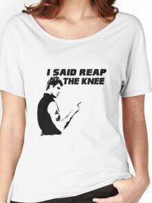 Reap the Knee Women's Relaxed Fit T-Shirt