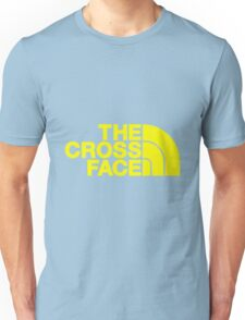 The Cross Face Unisex T-Shirt