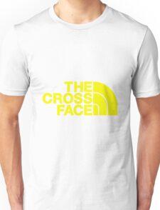 The Cross Face Unisex T-Shirt