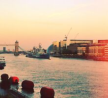 London by Niralee Modha