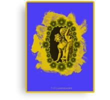 Apollo e Dafne Canvas Print