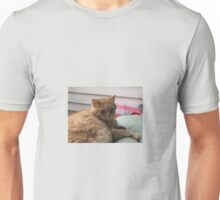 RELAXING ON THE SUN LOUNGE Unisex T-Shirt