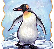 Animal Parade Penguin by Traci VanWagoner