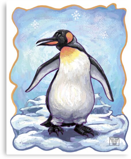 Animal Parade Penguin by ImagineThatNYC
