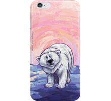 Animal Parade Polar Bear iPhone Case/Skin