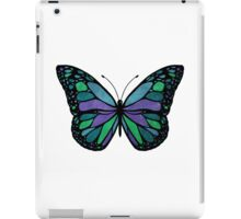 Butterfly - Color iPad Case/Skin