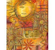 Vigilant Sun - FINAL Photographic Print