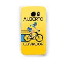 ALBERTO CONTADOR Samsung Galaxy Case/Skin