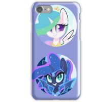 Sun and Moon Princesses iPhone Case/Skin
