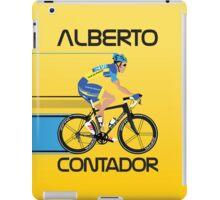 ALBERTO CONTADOR iPad Case/Skin