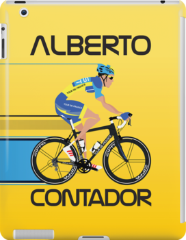 ALBERTO CONTADOR by Andy Scullion