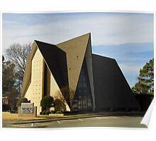 Strange Lutheran Church Poster