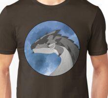 Silver Rathalos Portrait Unisex T-Shirt