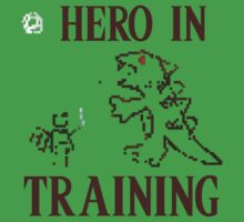 Hero in Training Kids Tee