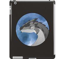 Silver Rathalos Portrait iPad Case/Skin