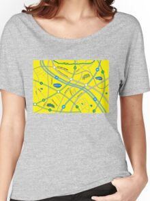 Fantasy Map Women's Relaxed Fit T-Shirt