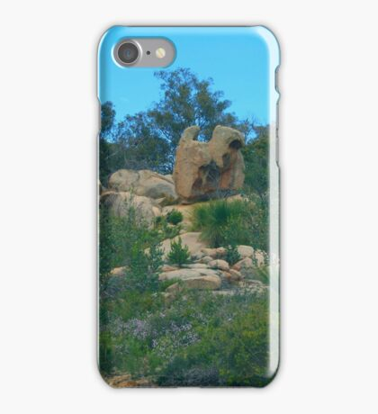 Abstract Nature iPhone Case/Skin