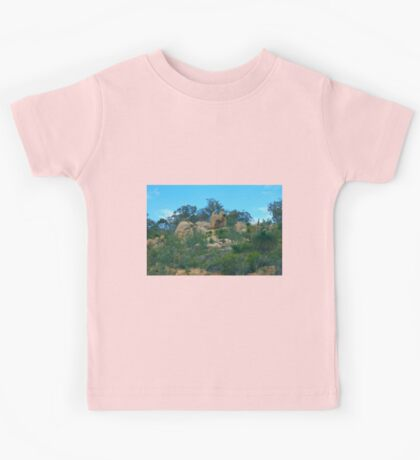 Abstract Nature Kids Tee