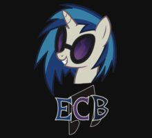 DJ East Coast Brony Kids Tee