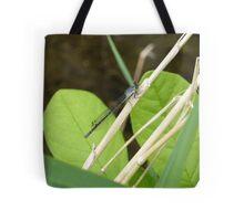Damselfly 3 Tote Bag