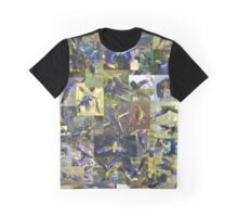 GALLIMAUFRY ~ A Flurry Of Colour by tasmanianartist Graphic T-Shirt