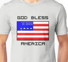 Retro 8 - bit America! Unisex T-Shirt