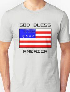 Retro 8 - bit America! T-Shirt