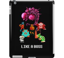 Like a Boss iPad Case/Skin