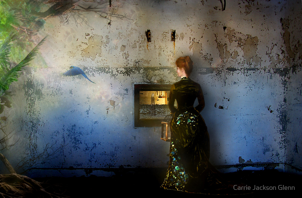Through The Past To The Future by Carrie Jackson