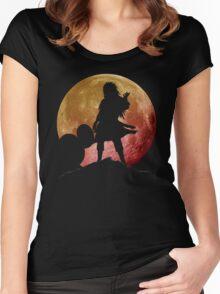 Dark Madara Women's Fitted Scoop T-Shirt