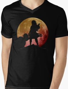 Dark Madara Mens V-Neck T-Shirt