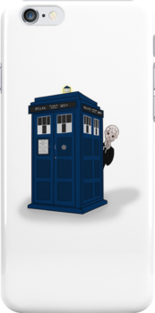 Tardis and the Silence  by consyn