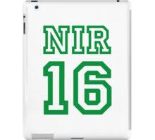NORTHERN IRELAND 16 iPad Case/Skin