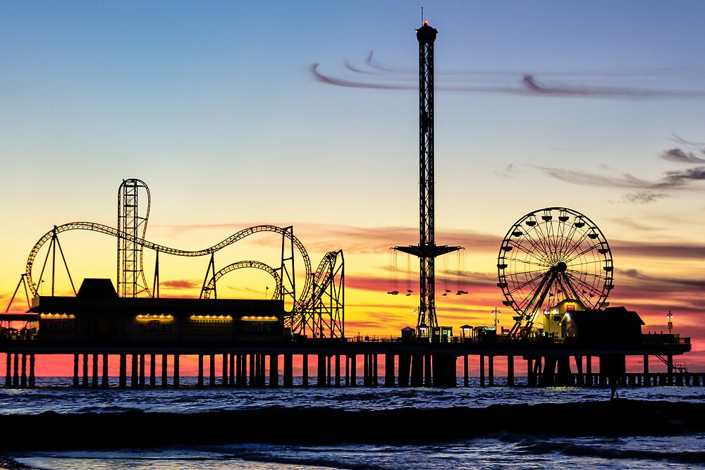 The Pleasure Pier by 75Central
