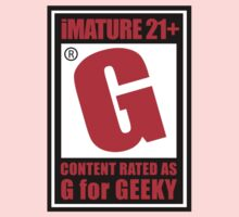 G is for Geek Kids Clothes