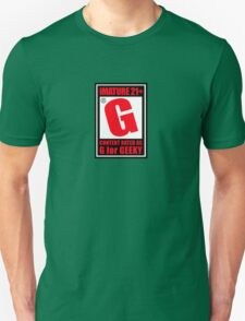 G is for Geek T-Shirt