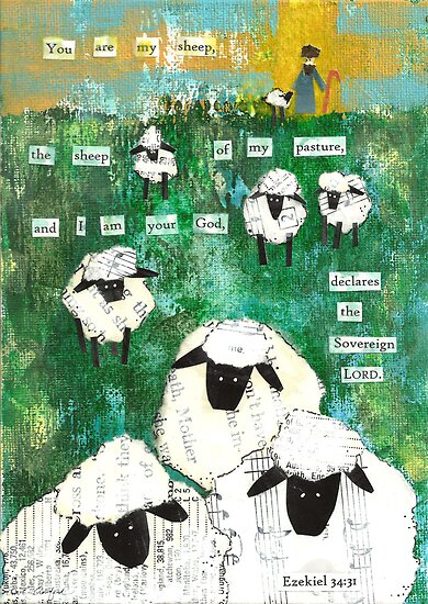 You are My Sheep by Eva C. Crawford