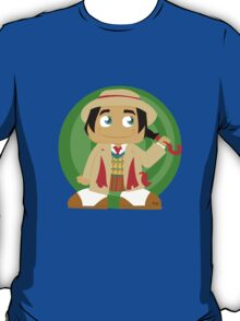 Doctor Blocks (7th Doctor) T-Shirt