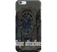 major attractions iPhone Case/Skin